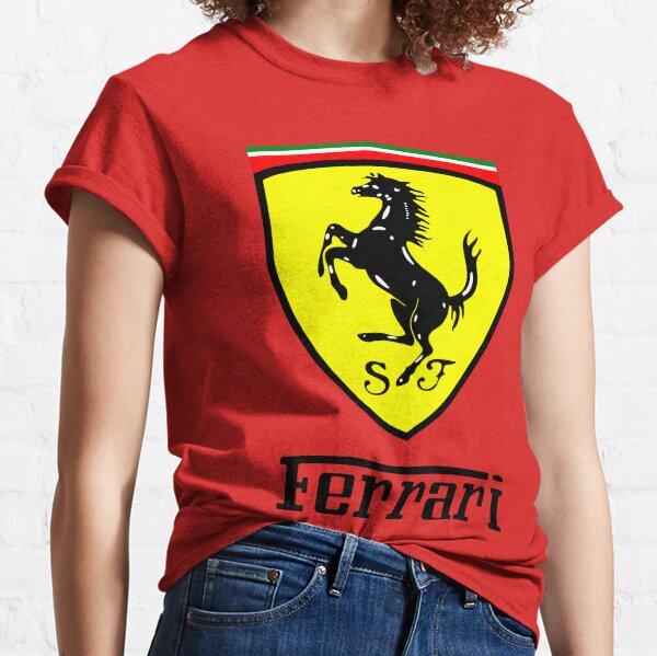 Symbole Ferrari T-shirt classique