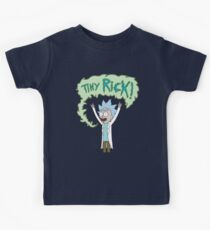 TINY RICK! Kids Tee