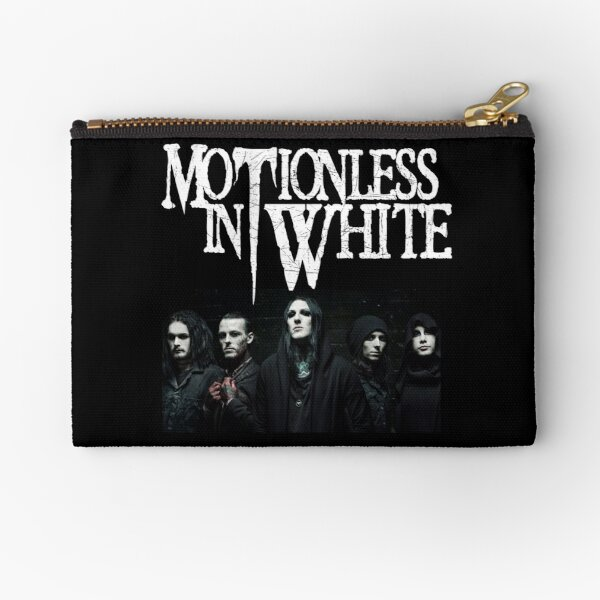 Motionless In White Zipper Pouch
