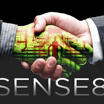 Sense8 - Logo #2 by BenH4