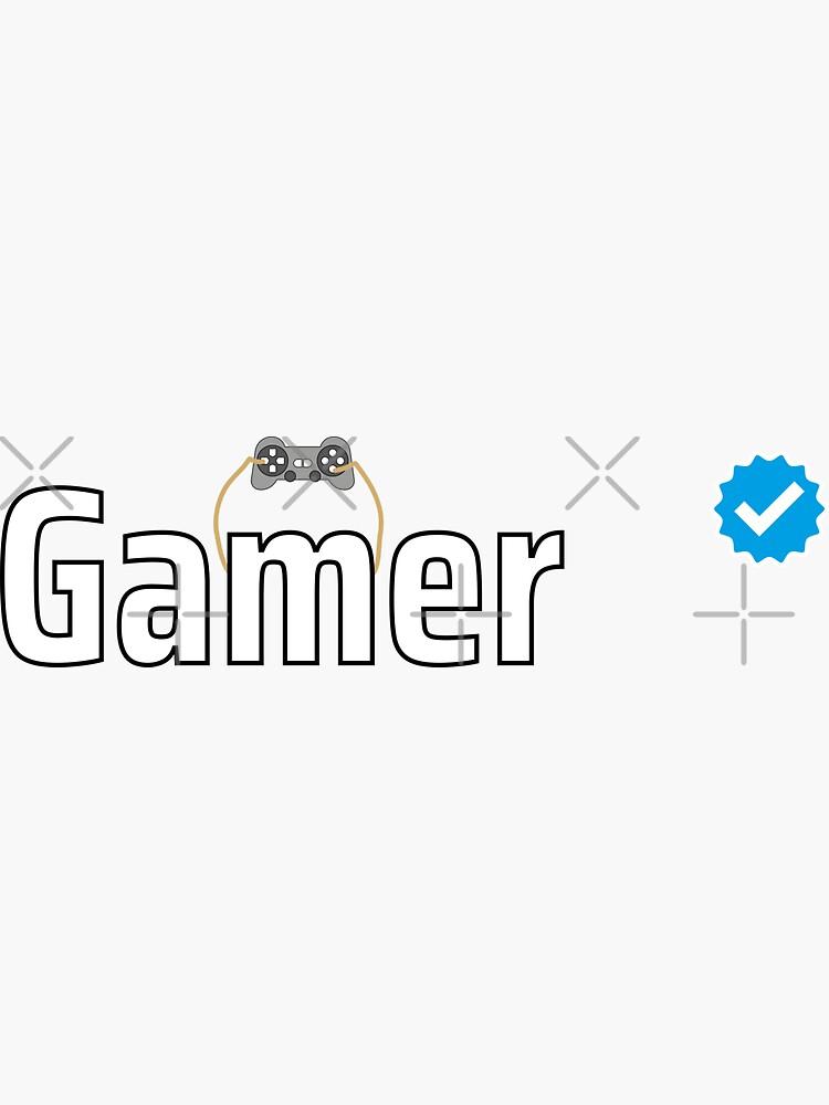 Verified Gamer by a-golden-spiral