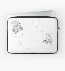 space discussion  Laptop Sleeve
