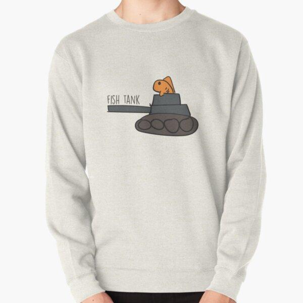 Fish Tank Pullover Sweatshirt