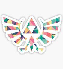 Zelda [Original Work] [Retro Meets Nostaliga] Sticker
