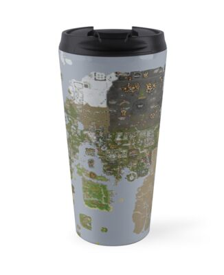 Runescape 2015 world map travel mugs by mlgdoge420 redbubble runescape 2015 world map by mlgdoge420 gumiabroncs Choice Image