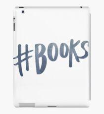 #Books   Watercolor Typography Tumblr/Trendy iPad Case/Skin