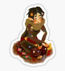 Merrill Dragon Age Sticker Sticker