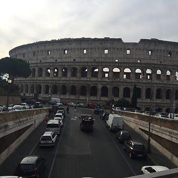 Colosseum Scene by cElsiePics