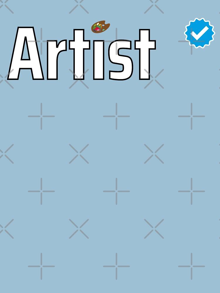 Verified Artist by a-golden-spiral