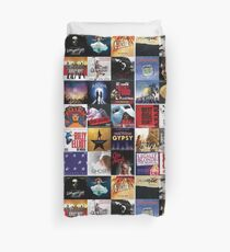 musical theatre duvet covers redbubble