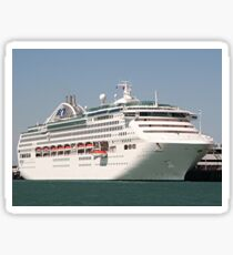 Dawn Princess cruise ship Sticker