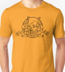 Muscle Zoo Giant Octopus Unisex T-Shirt