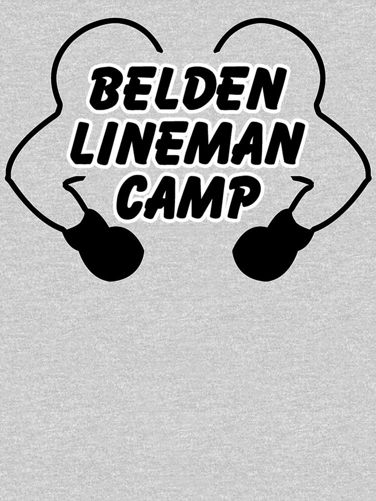 Belden Lineman Camp by Trilom