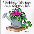 A Gardeners Soul by Parnilla