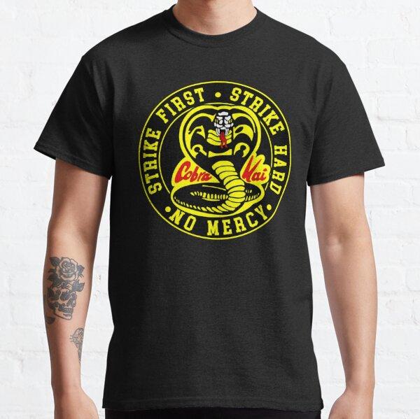 Cobra Kai Vintage Design - Gráficos profesionales Camiseta clásica