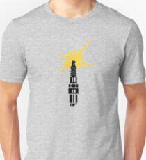 Spark Plug VRS2 Unisex T-Shirt