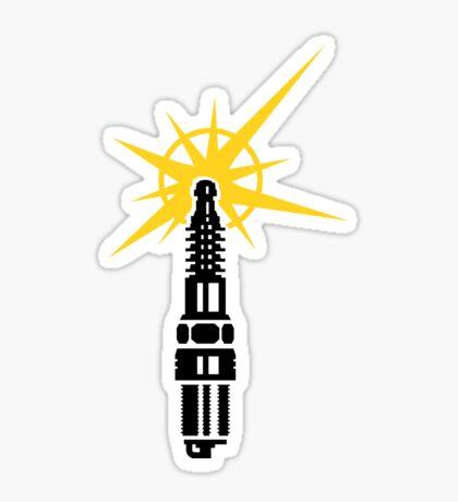 Spark Plug VRS2 Sticker
