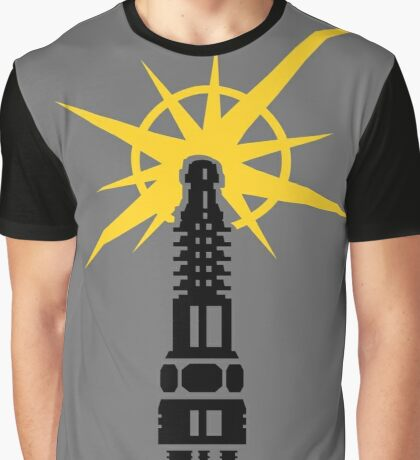 Spark Plug VRS2 Graphic T-Shirt