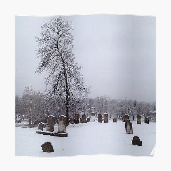 Bleak Mid-Winter Poster