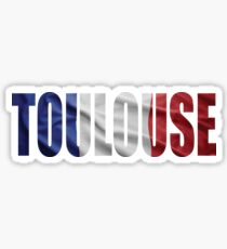 Toulouse Sticker