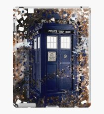 Police Box Tardis ~ Dr. Who iPad Case/Skin