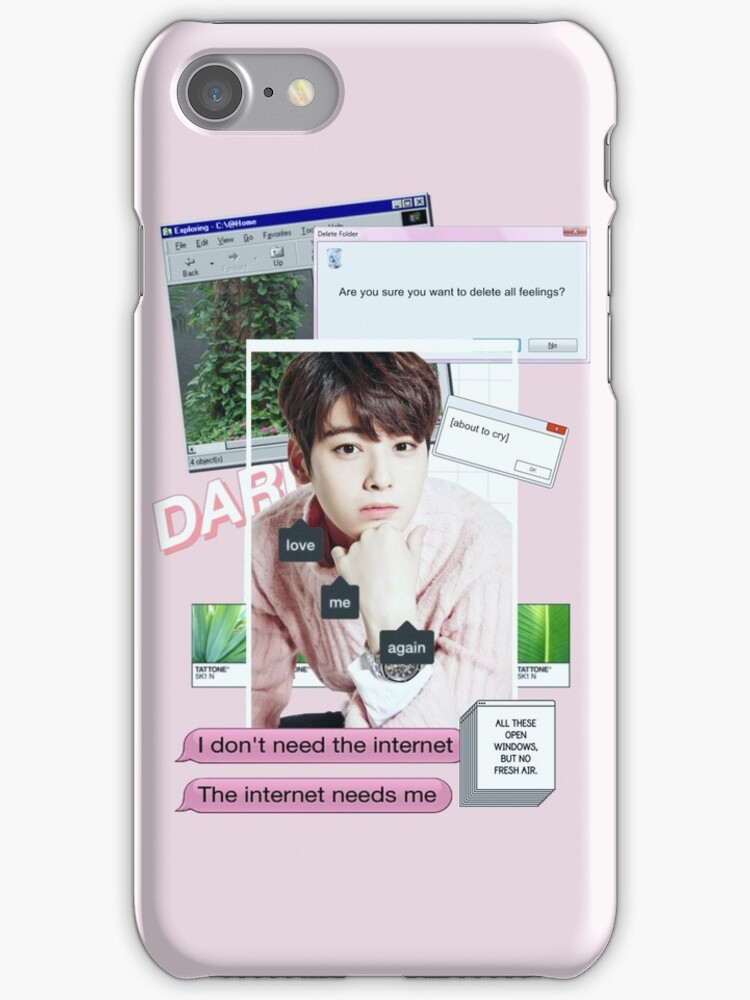 Quot Eunwoo Aesthetic Phone Case Quot Iphone Cases Amp Skins By