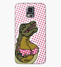 DINOSAURS WITH TITS - Galaxy POLKA DOTS Case/Skin for Samsung Galaxy