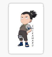 uuu Shikamaru!! Sticker
