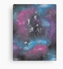 Dull Space Canvas Print