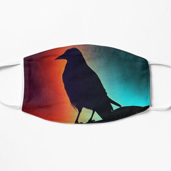 Duotone crow Mask