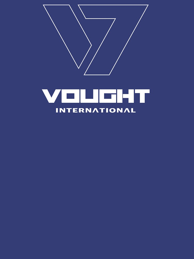 Vought International - Outlined White by hoboballan
