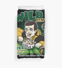 Wild Rings Duvet Cover