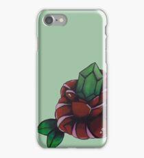 Rupee Rose iPhone Case/Skin