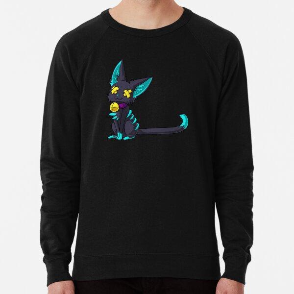 Felisneon Night Lightweight Sweatshirt