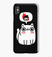 Dreaming Of Destruction iPhone Case