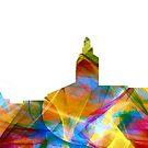 Annapolis Maryland Skyline - Dynamik von Marlene Watson