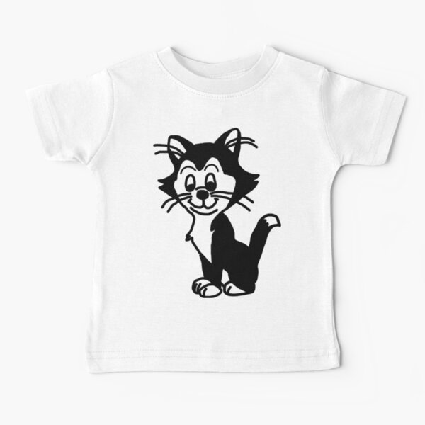 Figaro the cat Baby T-Shirt