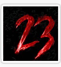 Legendary 23 Sticker