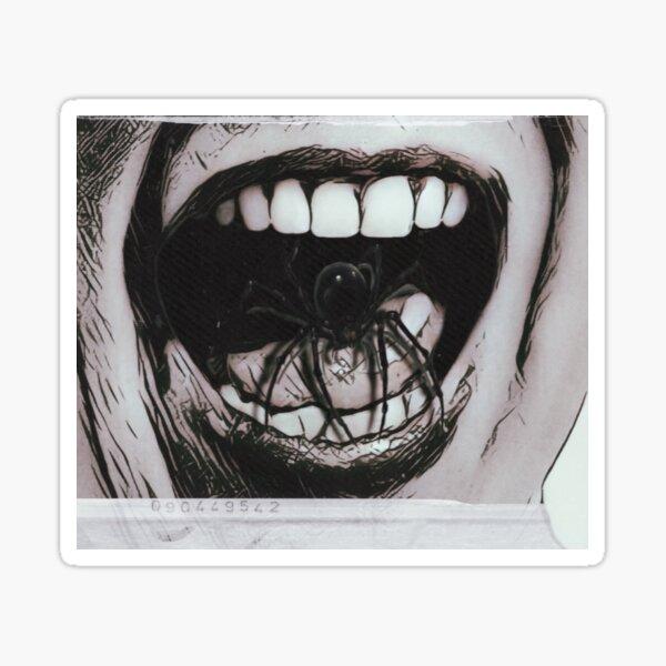 Arachnophobia Sticker