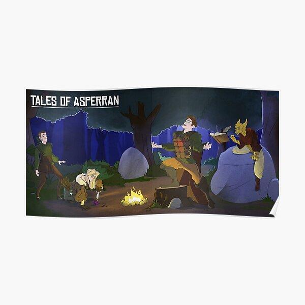 Fireside Stories Poster