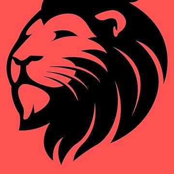 Lion Head by samrodina