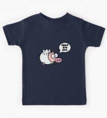Dim Sum Pig - Char Siu Bao Kids Clothes