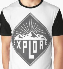 Explore Graphic T-Shirt