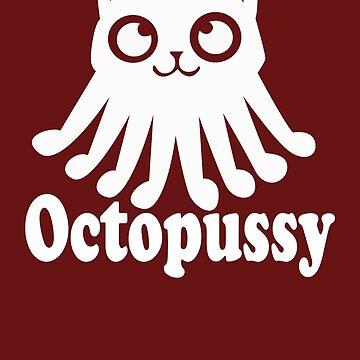 Octopussy by samrodina