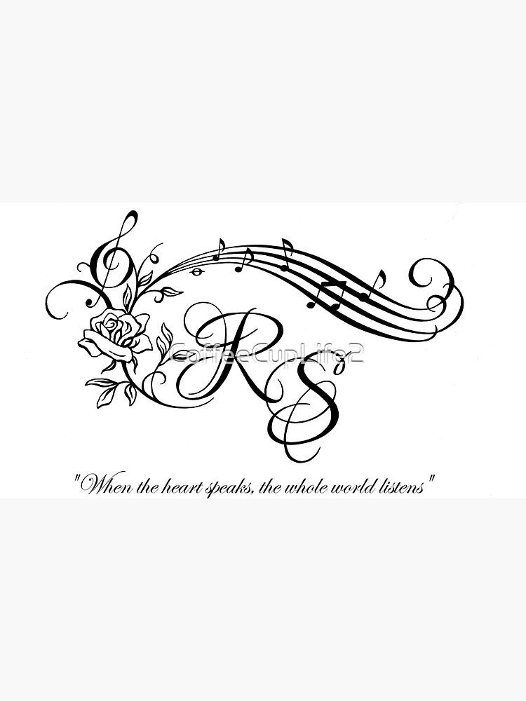 Roseann Sureda: When The Heart Speaks, The Whole World Listens by CoffeeCupLife2