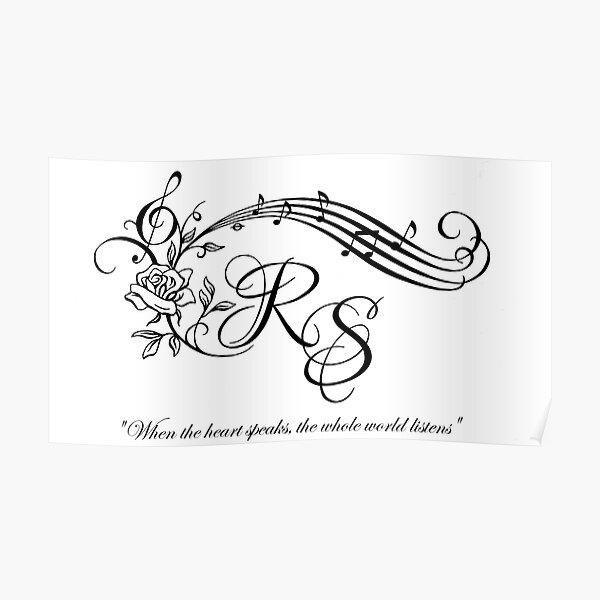 Roseann Sureda: When The Heart Speaks, The Whole World Listens Poster
