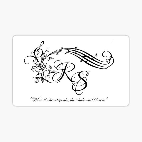 Roseann Sureda: When The Heart Speaks, The Whole World Listens Sticker