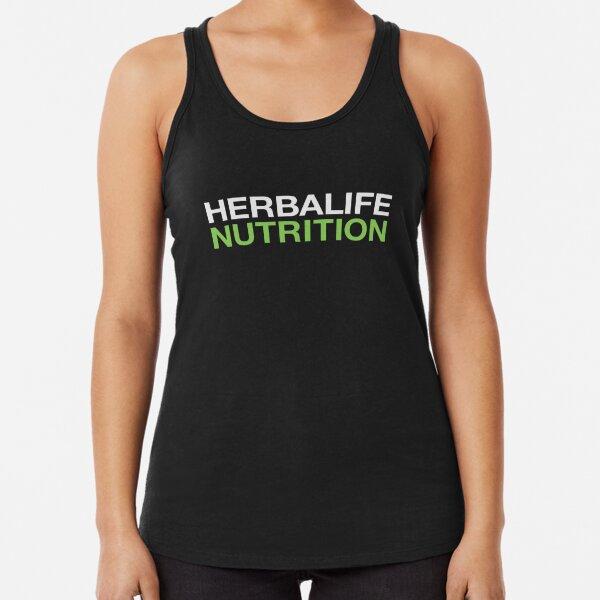 Nutrición Herbalife Camiseta con espalda nadadora