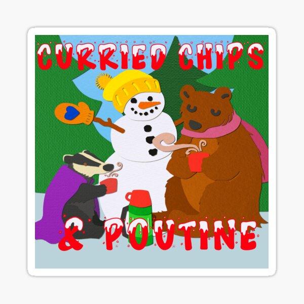 Winter Chips! (December 2020) Sticker