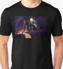Chasing the line cafe speed racer Unisex T-Shirt